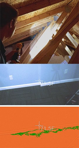 Pro-Tech Home Inspections Testing